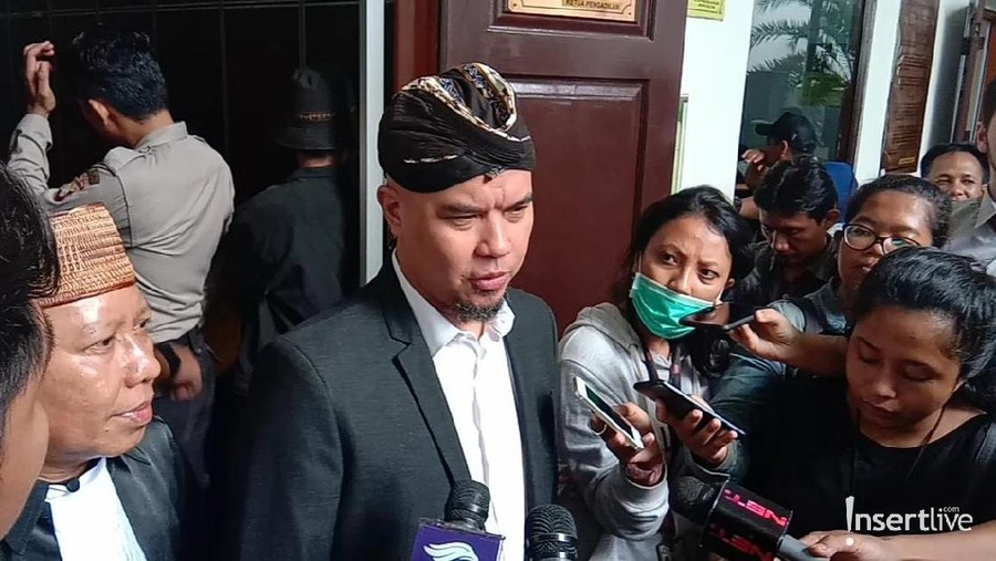 Jalani 2 Kasus Hukum, Ahmad Dhani Dipindah Sel ke Surabaya