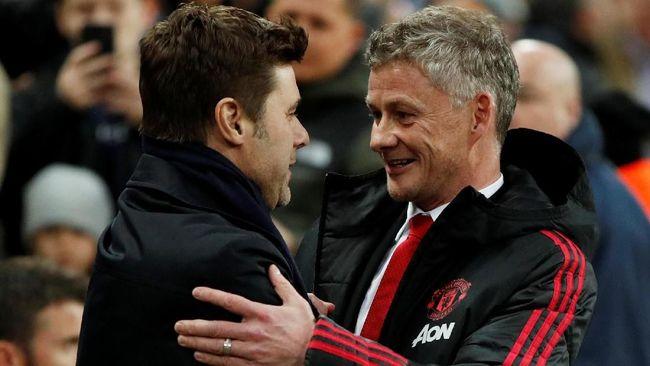 Bukan hanya Paul Pogba yang menyindir Jose Mourinho usai Manchester United menang atas Tottenham, Ole Gunnar Solskjaer juga menyindir The Special One.