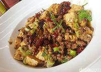 Resep Tahu : Mapo Tofu