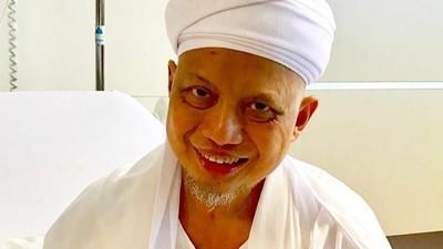 Untaian Doa Para Sahabat untuk Kesembuhan Ustaz Arifin Ilham