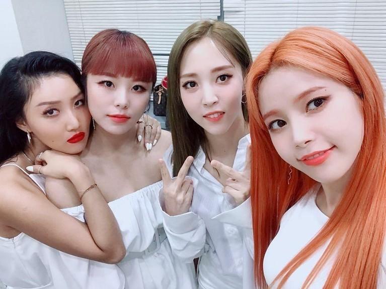 Grup yang terdiri dari Solar, Moonbyul, Wheein, dan Hwasa ini memiliki karakter vokal yang sangat berbeda. Mereka juga memproduksi semua musiknya sendiri.