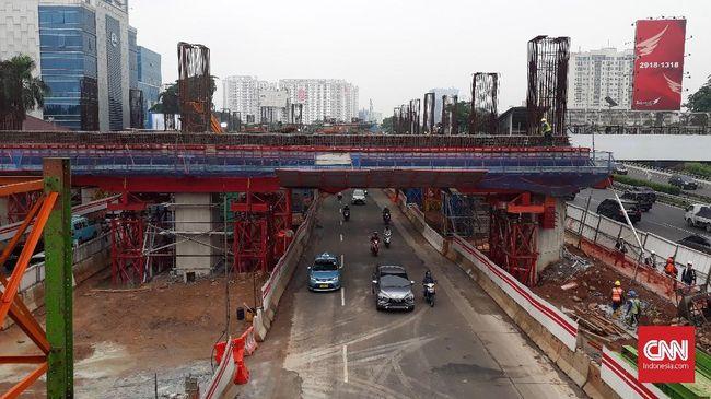 PT Adhi Karya (Persero) Tbk mengklaim biaya pembangunan LRT Jabodebek yang sebesar Rp500 miliar per km paling kompetitif dibanding biaya di negara lain.