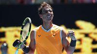 Nadal Menang Straight Set Di Babak I Australia Terbuka