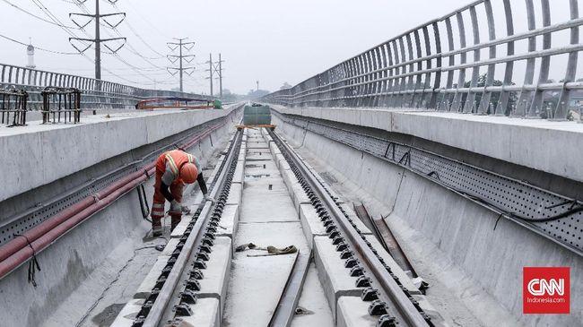 Kementerian BUMN akan memperpanjang uji coba rute LRT Jabodebek dari Cibubur-Ciracas menjadi Cibubur-Cililitan.
