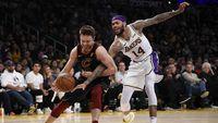 Hasil Nba: Cavs Menang Di Kandang Lakers