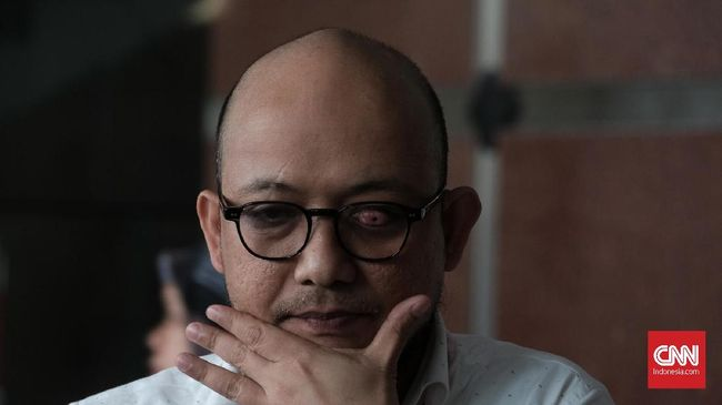 Novel mengaku tengah mengusut kasus penetapan izin ekspor benur, kasus mafia hukum Nurhadi Abdurrachman, hingga kasus yang menjerat taipan Samin Tan.
