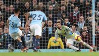 Gabriel Jesus Dua Gol, City Ungguli Wolves Di Babak Pertama