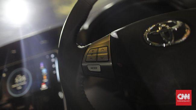 Corolla Altis Hybrid Masuk RI Pekan Depan