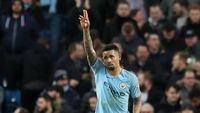 Gabriel Jesus Jimatnya Manchester City