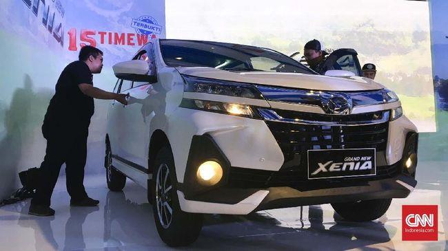 Penjualan mobil Daihatsu yang mendapat fasilitas relaksasi PPnBM disebut meningkat hingga dua kali lipat selama 17 hari pada Maret.