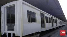 INKA Pinjamkan Kereta Jadi Tempat Isolasi Pasien Covid-19
