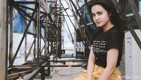 Adu Peran Dengan Dimas Anggara, Michelle Ziudith Merasa Makin Seru