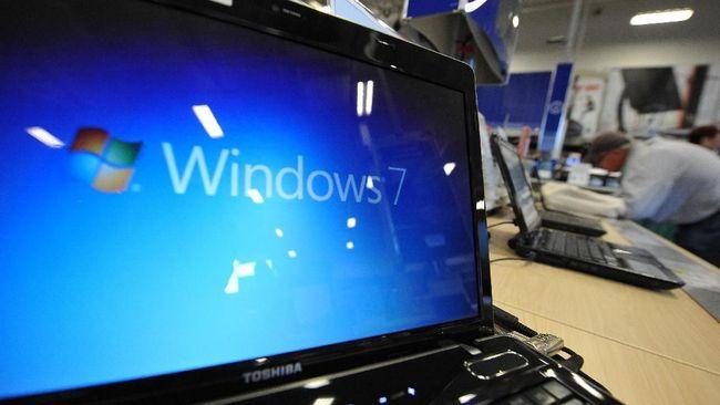 Pengguna Windows 7 bmelaporkan bug yang membuat pengguna tak bisa mematikan komputer.
