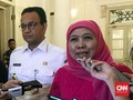 Siapkan HUT Muslimat NU, Khofifah dan Yenny Wahid Temui Anies