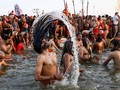 FOTO: Pro dan Kontra Festival Kumbh Mela di India