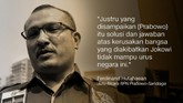Pidato Kebangsaan Prabowo Subianto bersama Sandiaga Uno di JCC, Senin (14/1) lalu menuai pro dan kontra, khususnya dari TKN Jokowi-Ma'ruf.