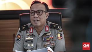 Polisi Tangkap Simpatisan ISIS di Tamansari Bogor