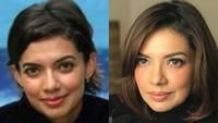 <p>Ibu satu anak dan jurnalis Najwa Shihab juga ikut dalam tantangan<a href=