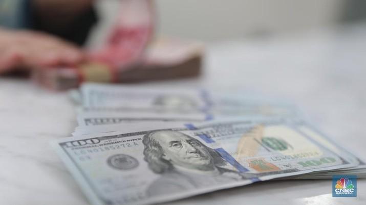World War 3 Kian Nyata, Rupiah Dekati Rp 14.000/US$ - Rifan Financindo
