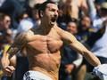 Patung Ibrahimovic di Malmo Dirobohkan Vandal