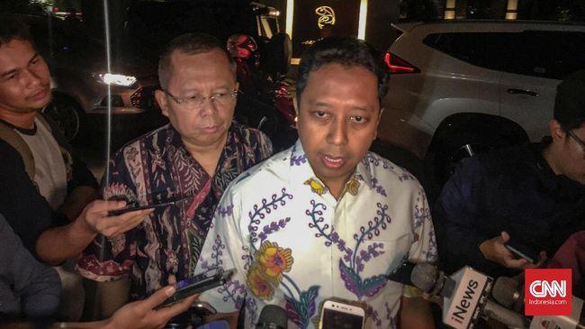TKN Joko Widodo-Ma'ruf Amin bakal mengevaluasi manajemen waktu cawapres yang mereka usung dalam menyampaikan pernyataan saat debat.