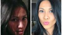 <p>Ada bedanya nggak, Bun, Anggun C. Sasmi saat 2009 dengan 2018? (Foto: Instagram/anggun_cipta)</p>