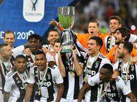 Juarai Piala Super Italia, Juventus Ukir Rekor