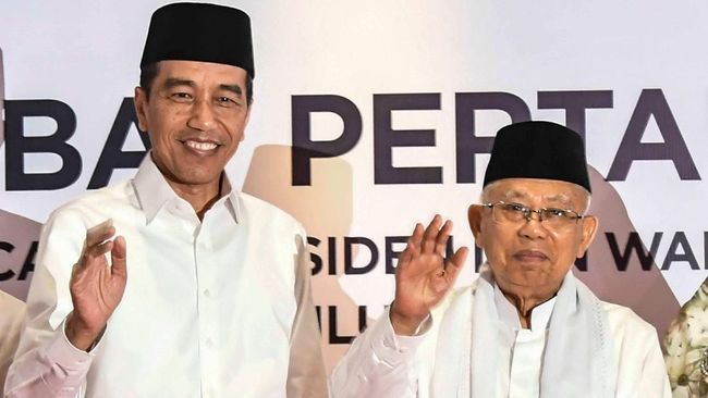 Asosiasi Pengusaha Indonesia (Apindo) menyatakan hasil perhitungan suara KPU yang memenangkan Jokowi-Ma'ruf Amin sesuai dengan harapan dunia usaha.