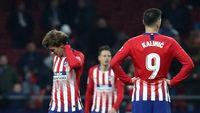 'walaupun Tersingkir, Atletico Tetap Lebih Baik Dari Girona'