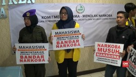 VIDEO: Geger Temuan Gudang Narkoba di Sekolah Jakarta