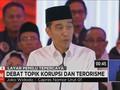 VIDEO: Jokowi Cecar Prabowo soal Caleg eks Koruptor