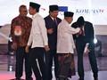 Cyrus Network: Jokowi Masih Unggul 20 Persen dari Prabowo