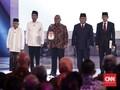 Mengingat Janji Tim Jokowi Tak Serang Prabowo di Debat Capres