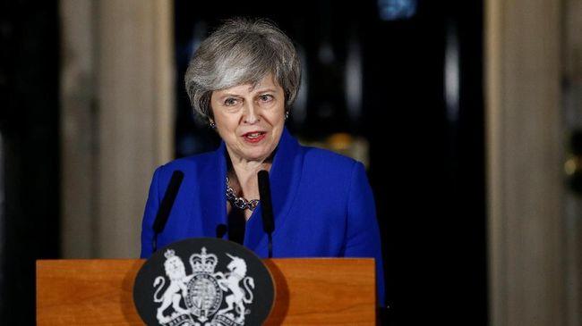 Perdana Menteri Inggris Theresa May menyebut semakin lama keputusan terkait Brexit tak diambil maka semakin besar pula resiko yang bakal dihadapi.