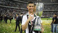 Ronaldo Tambah Koleksi Trofi: 26 Gelar Dari 4 Negara