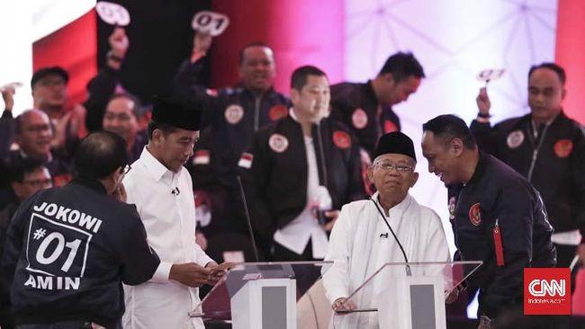 Ketua TKN Erick Thohir mengatakan dalam debat cawapres mendatang, Ma'ruf Amin bakal tampil sesuai dengan karakternya selama ini.