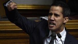 Yunani Akui Guaido Presiden Interim Venezuela