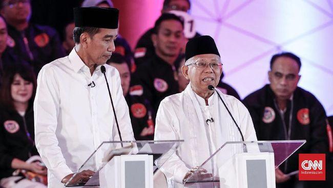 Calon Wakil Presiden RI Ma'ruf Amin meminta moderator pada debat capres kedua 17 Februari 2019 mendatang netral dan tidak memihak.