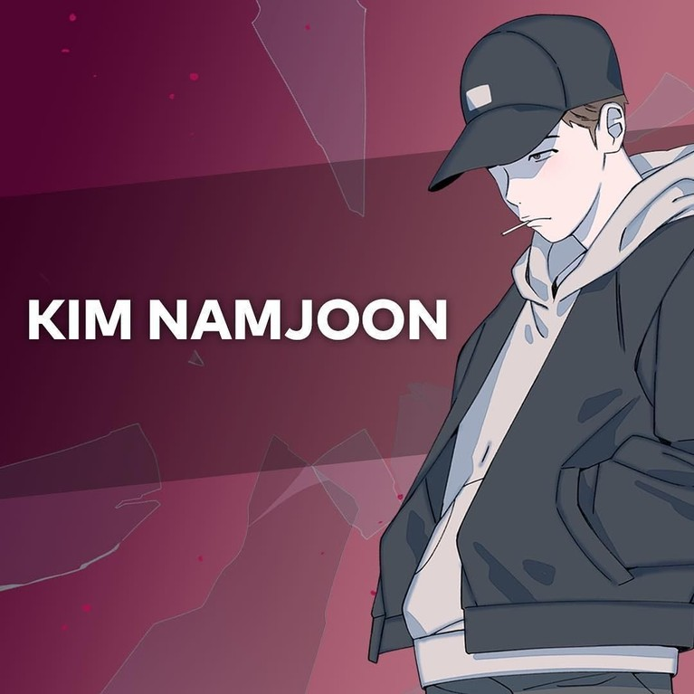 Kim Namjoon. Leader BTS ini akan berperan sebagai seorang penjaga pom bensin yang kerap dihina oleh orang kaya. Ia pun memukul orang tersebut dan mengakibatkan Namjoon masuk penjara.