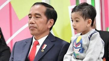 Lucunya Ekspresi Jan Ethes Saat Bilang Jokowi Artis