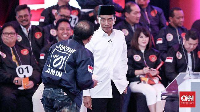 'Serangan-serangan' yang diluncurkan Jokowi ke Prabowo diprediksi telah disiapkan dan diatur sedemikian rupa bersama timses menjelang debat.