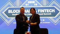 Pelaku Industri Digital RamaikanBlockchain & Fintech Southeast Asia Summit