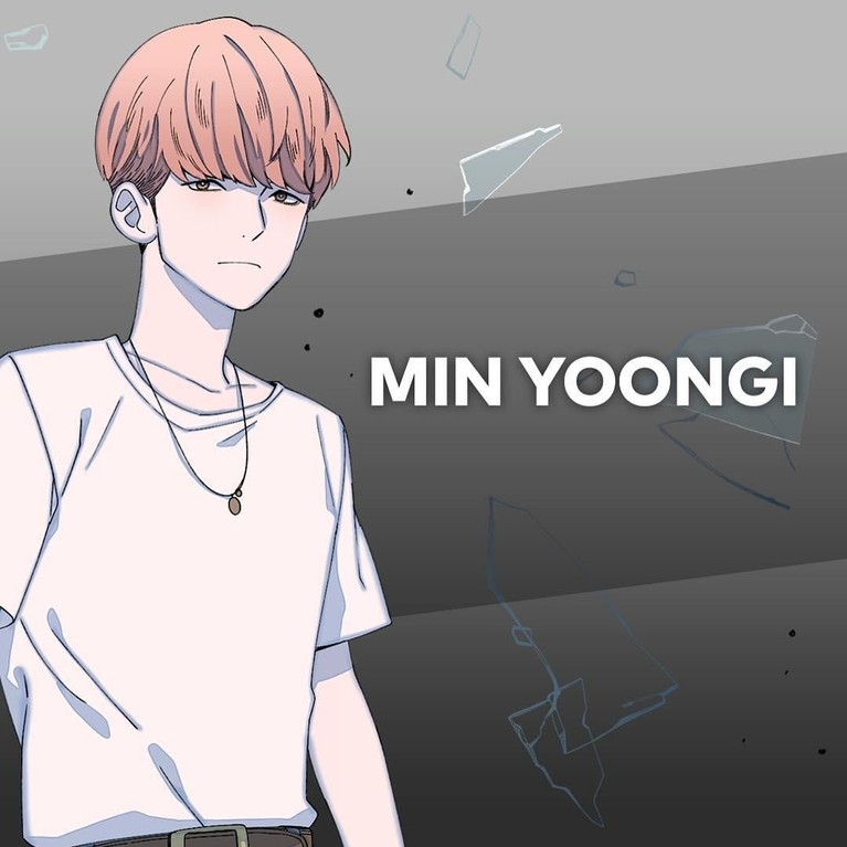 Min Yoongi. Diceritakan ia mengalami depresi dan meninggal. Seperti musik video Euphoria, Yoongi akan terbakar di dalam sebuah kamar.