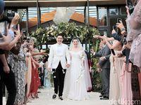 Resmi Menikah, Ini Ungkapan Bahagia Edric Tjandra Dan Istri