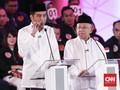 Lingkaran Istana Beri Masukan Jokowi Debat Lawan Prabowo