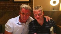 <p>Gordon sering juga lho menghabiskan waktu bersama anak lelaki satu-satunya. (Foto: Instagram/gordongram)</p>
