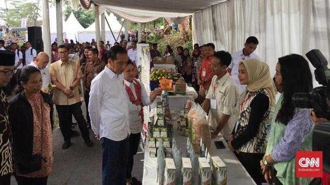 Jokowi diminta membantu UMKM untuk meningkatkan kualitas produk atau membuka akses dan pendanaan ketimbang memborong produk hingga Rp2 miliar.