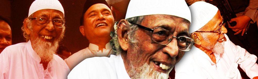 Jokowi Bebaskan Abu Bakar Baasyir