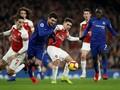Dikalahkan Arsenal, Hanya Satu Tembakan Chelsea Tepat Sasaran