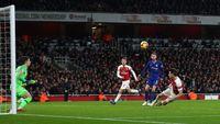 Babak I Tuntas, Arsenal Ungguli Chelsea 2-0